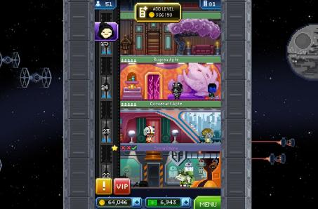 First Star Wars game from Disney, Tiny Death Star, out now for free