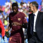 Date set for Dembele surgery as Barcelona prepare to be without €105m man for four months