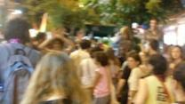 After Stabbing at Jerusalem Pride Parade, Anti-Homophobia Protesters Rally