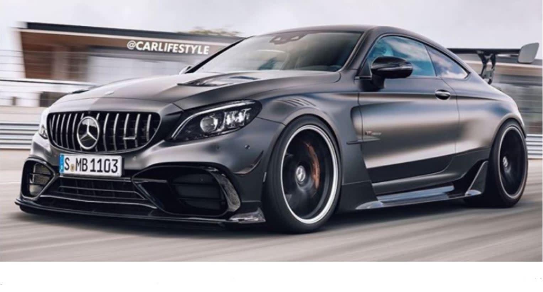 不只GT有黑系列!Mercedes-AMG推出新一代C63 Coupe Black Series?