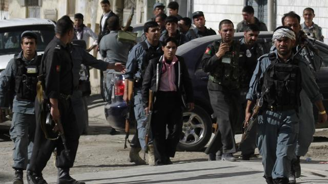 Taliban attacks rattle Afghan government