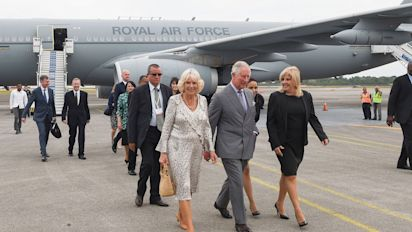 Prince Charles and Camilla, Duchess of Cornwall Arrive in Cuba for First-Ever Official Royal Visit