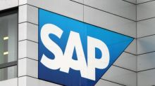 SAP lifts forecasts on strong second-quarter revenue