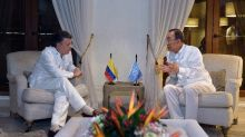 UN agrees to press on with Colombia mission