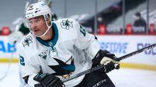 San Jose Sharks' Patrick Marleau breaks Gordie Howe's NHL record for games played
