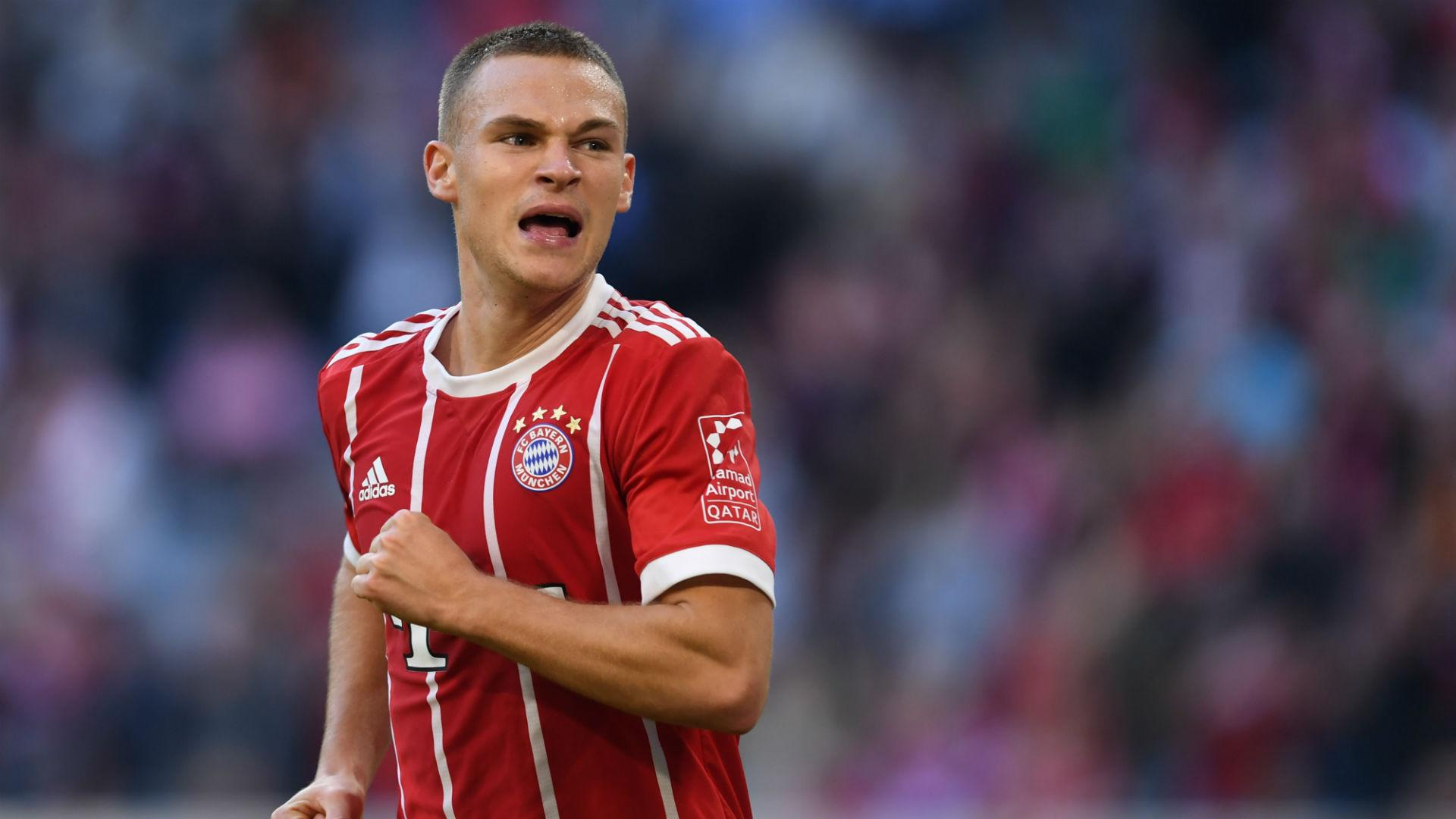 Bayern Munich team news: Kimmich starts against Borussia ...