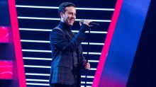 The Voice's Kit Rice says Jennifer Hudson gave him a 'new lease of life'