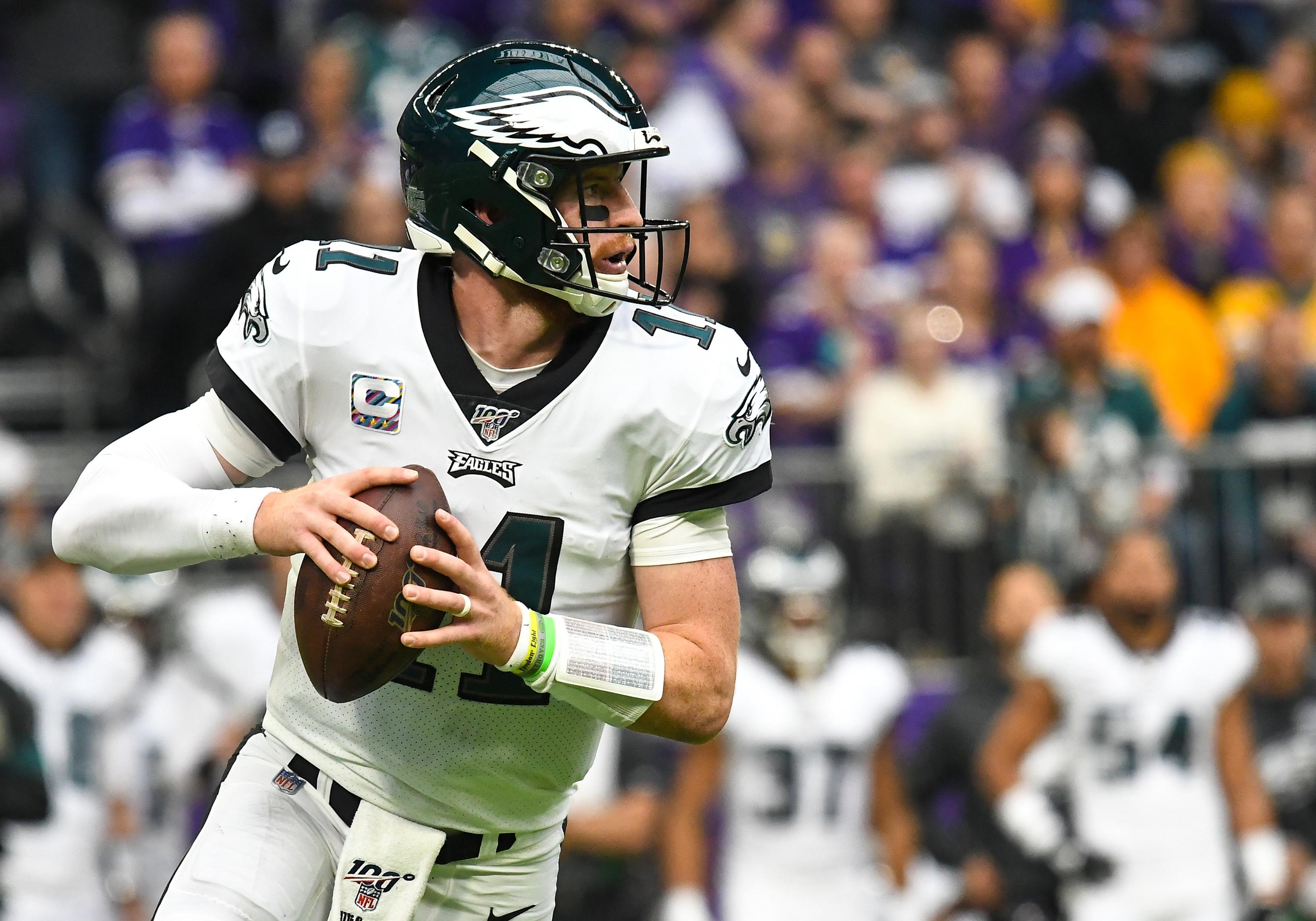 Carson Wentz Is Not Why Eagles Are Off To So So Start