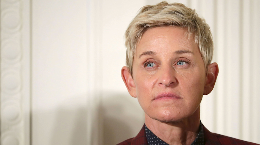 Ellen DeGeneres opens up about hardships of coming out