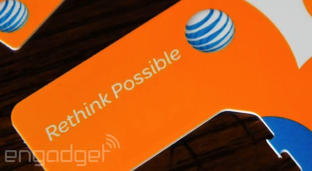 New AT&T plan makes it cheaper to share smartphone data off-contract