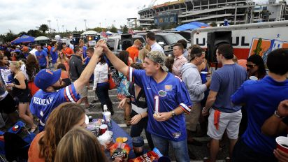 Tailgating concerns apparent for addiction, policing experts