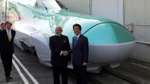 Bullet Train Pact Sends Shares of India Power-Gear Maker Soaring