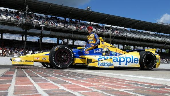 RADIO: Marco looking to become the 2nd Andretti to win the Indy 500