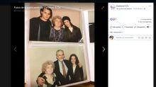El álbum de toda una vida haciéndose fotos con estrellas de Hollywood que acabó una tienda de segunda mano