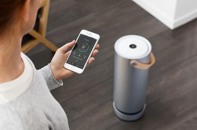 Engadget giveaway: Win a Molekule air purifier!