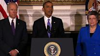 """Obama: """"Long road ahead"""" for Oklahoma recovery"""