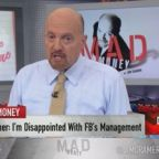 Alphabet and Amazon, Cramer's largest trust holding, can ...
