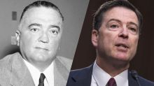Comey on 'salacious' Trump dossier: I didn't want a 'J. Edgar Hoover' situation