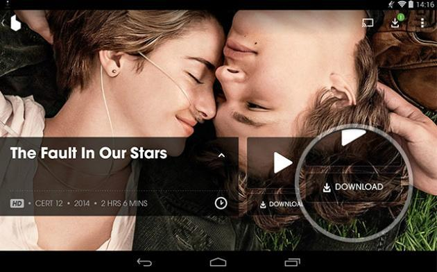 Blinkbox extends offline movie and TV playback to Android tablets