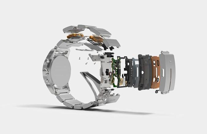 Sony is crowdfunding a smart watch with a dumb face