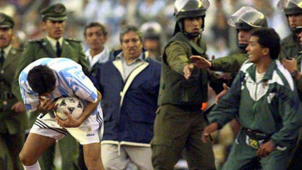 A 20 años del escándalo en La Paz