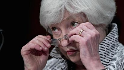 Yellen to leave Fed after Powell takes over as chair