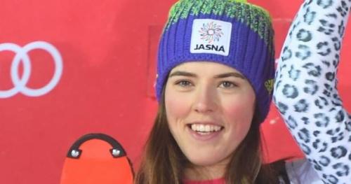 Ski alpin - CM (F) - Slalom d'Aspen : Petra Vlhova domine Mikaela Shiffrin, deuxième