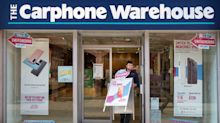 BT takes £149m hit to hang up Carphone Warehouse deal