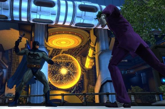Alpha and beta status updates on DC Universe Online