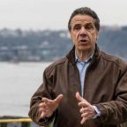New York's Andrew Cuomo decries 'eBay'-style bidding war for ventilators