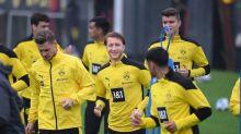 LIVE: Dortmunds letzter Härtetest mit Reus und Reinier