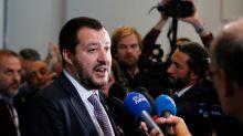 Salvini dit envisager de briguer la présidence de la CE