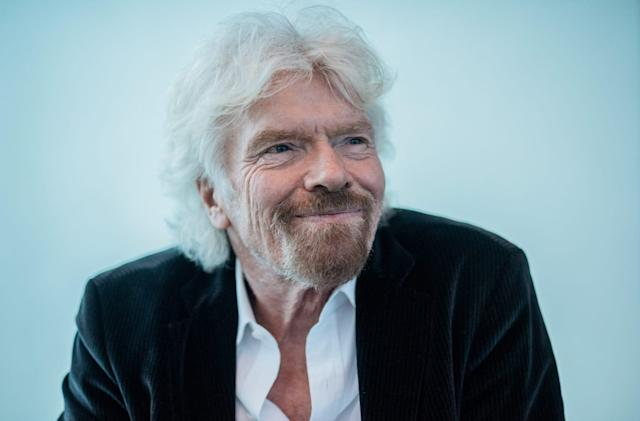 Richard Branson is Virgin Hyperloop One's new chairman (updated)