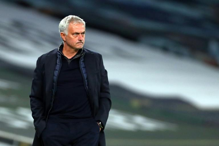 Mourinho takes swipe at 'Gary' Southgate