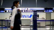 Japan's ANA suspends recruitment citing coronavirus fallout