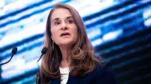 """DOCUMENT FRANCEINFO. Melinda Gates: les femmes """"perdent leur vie"""" à cause de la crise sanitaire du coronavirus"""