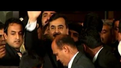 Pakistan Supreme Court disqualifies PM Gilani.