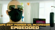 UFC 257 Embedded: Conor McGregor arrives, 'I'm gonna show the world something special'