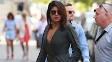 Priyanka Chopra Steps Out With the Ultimate Summer Carry-All
