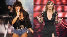 Sabrina Salerno, la 'sex symbol' de los 80, reaparece en televisión