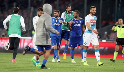 Coppa Italia: Juve taumelt ins Finale - Roma trotz Derbysieg raus