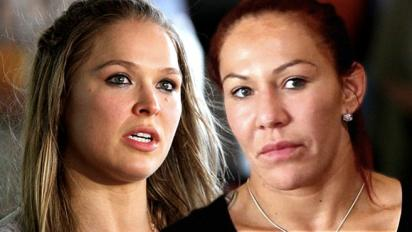 Cyborg: I'd fight Rousey ... in the WWE