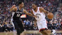San Antonio Spurs vs Toronto Raptors