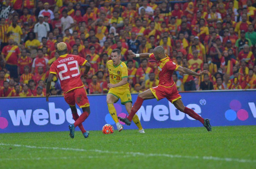 LIVE: Kedah vs Selangor
