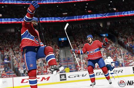 NHL 15 review: Unsportsmanlike conduct