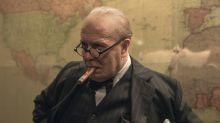 Cinemagoers giving standing ovations for Churchill speech in Darkest Hour