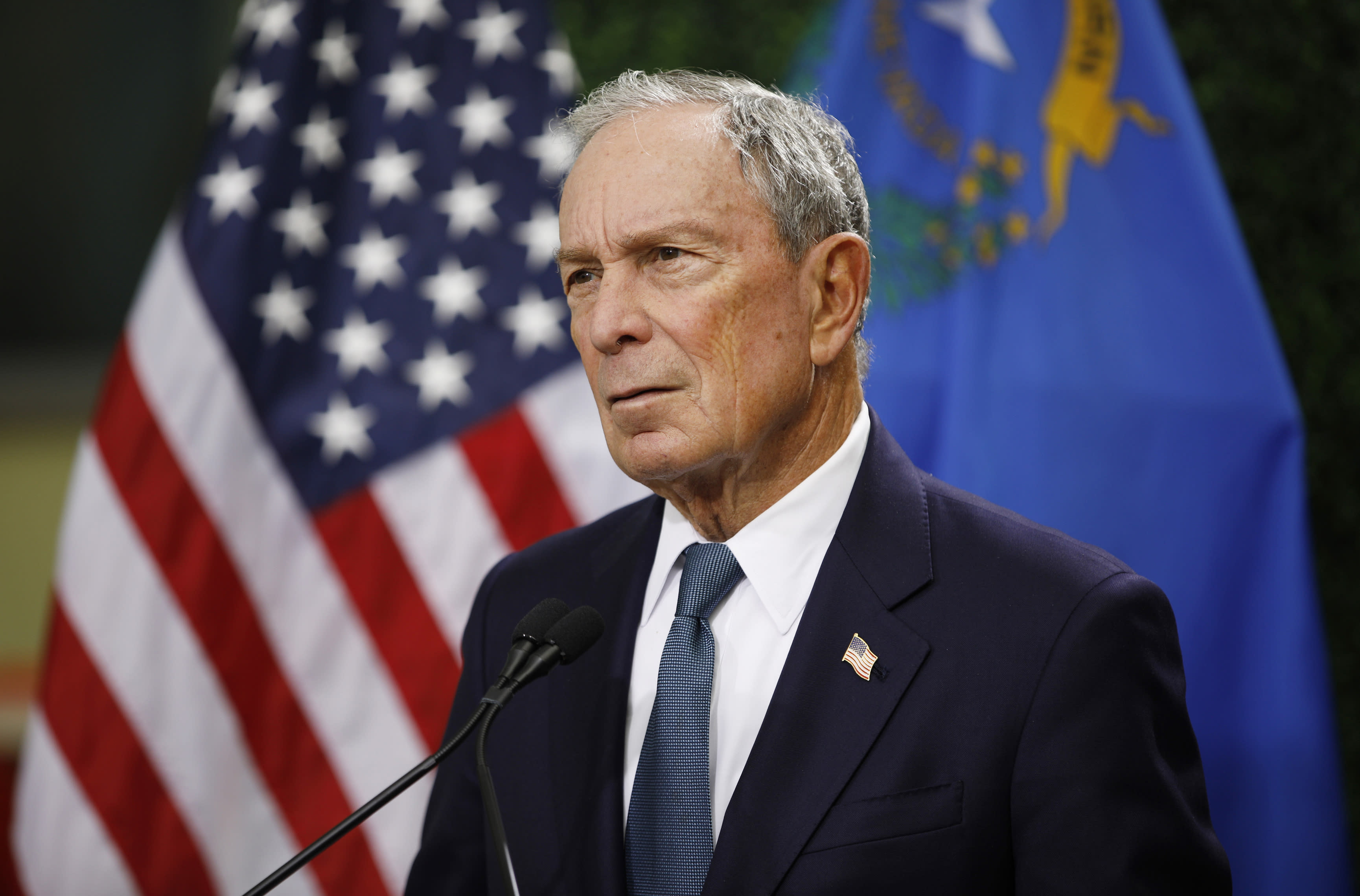 Michael Bloomberg Apologizes for
