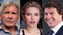 Estos son los actores y actrices más taquiller@s de la historia