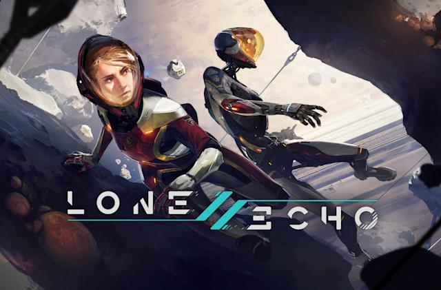 'Lone Echo II' heads to Oculus VR this summer