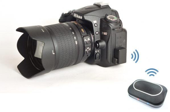 Revised PhotoTrackr Plus works with Nikon D90, D3100, D5000 and D7000